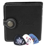 TIger Guitar Pick Wallet including 12 Plectrums