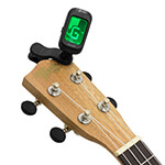 Tiger Chromatic Clip-on Guitar Tuner
