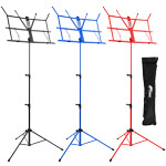 Tiger Folding Music Stand with Carry Bag