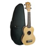 Theodore Solid Spruce Top Soprano Ukulele