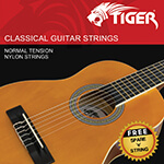 Classical Guitar Strings - Normal Tension Nylon Strings