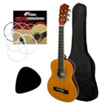 Tiger Left Handed 4/4 Size Classical Guitar Pack - Nylon Strings
