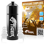 Tiger Professional Musician\\'\\'s Earplugs SNR 20dB