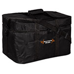 World Rhythm Semi-Rigid Cajon Bag - 10mm Padding