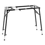 Tiger Flat Top Adjustable Heavy Duty Keyboard Stand