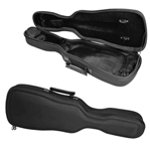 Theodore Lightweight Moulded Violin Cases - Black