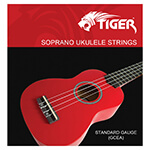 Tiger Ukulele Strings - Soprano Uke Strings