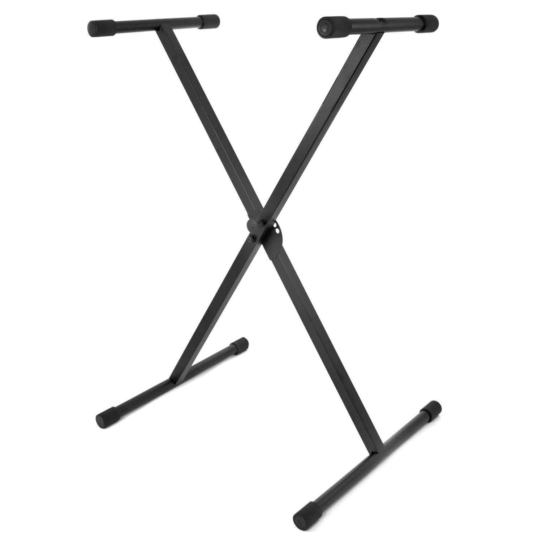 Tiger Keyboard Stand - Folding Single Braced X Frame