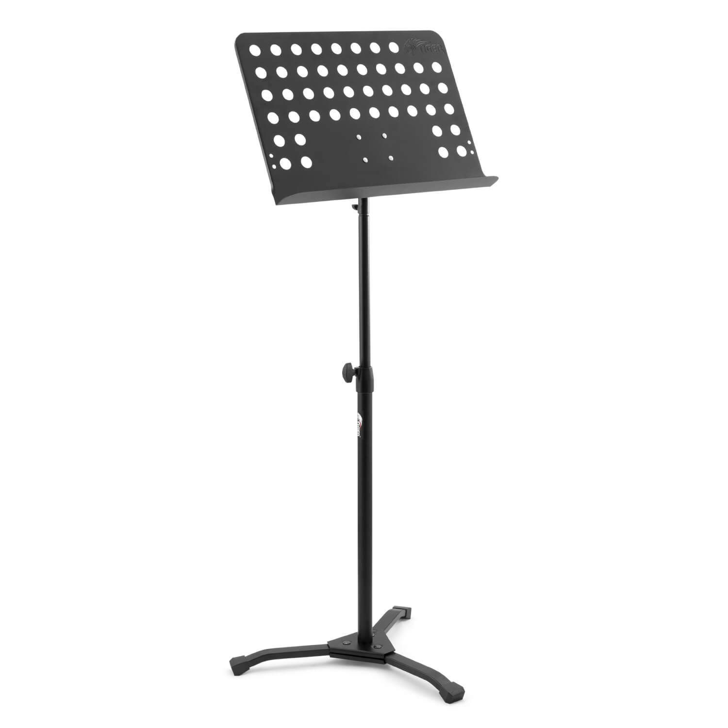 Musical Instruments & Gear Trustful Black Music Stand Clip On Orchestra 1 White Led Book Reading Light Lamp