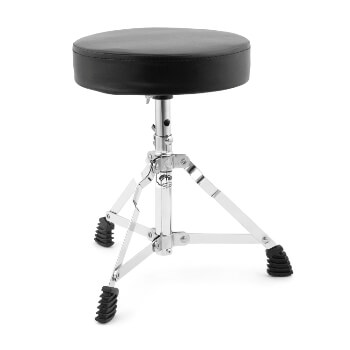 Tiger Junior Padded Drum Throne - Black