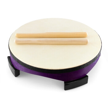 World Rhythm Floor Drum 10