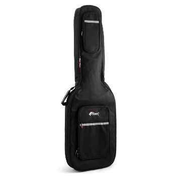 Tiger Bass Guitar Gig Bag - Padded Guitar Case