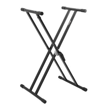Tiger Adjustable Keyboard Stand - Double Braced