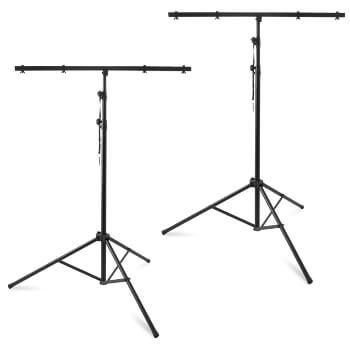 Tiger T-Bar DJ Lighting Stand - Pack of 2