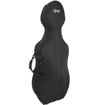 Theodore Foam Padded Cello Cases with Wheels