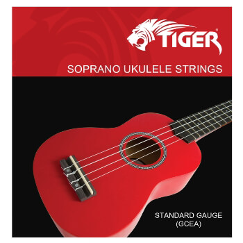 Tiger Soprano Ukulele Strings
